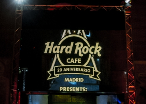 20-летие Hard Rock Cafe